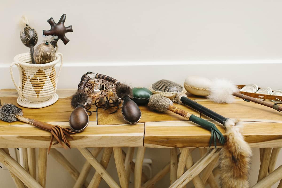 sound healing wands